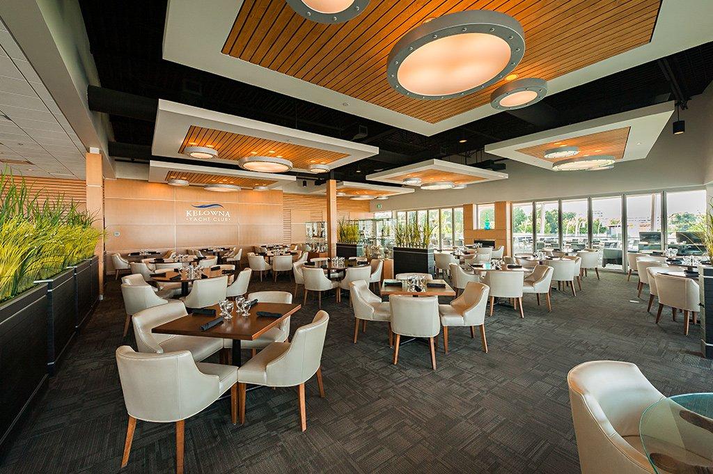 Sunco Drywall Ltd | Kelowna Yacht Club