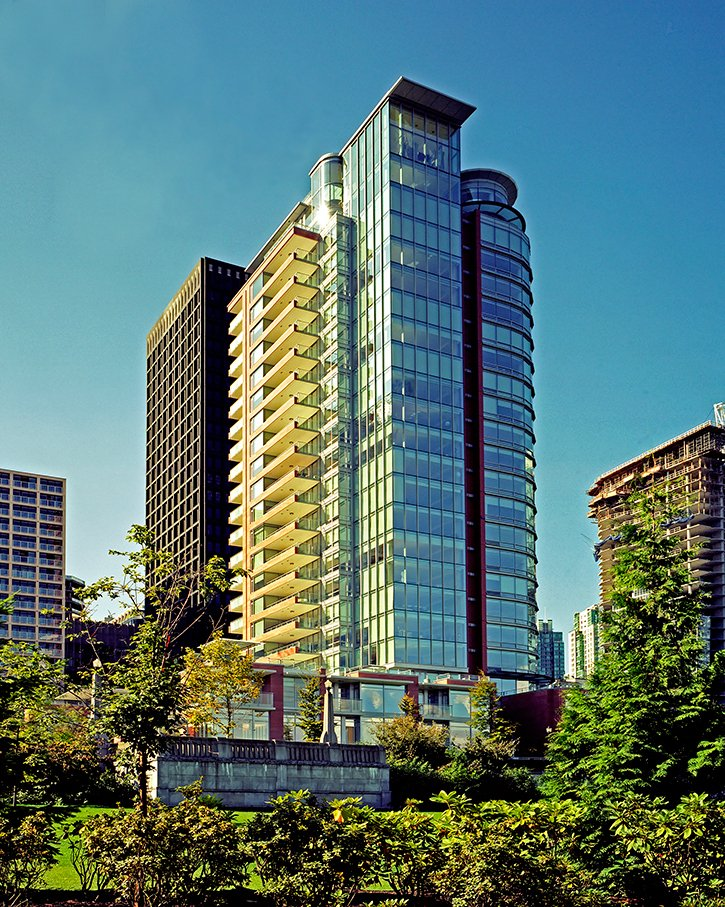 Sunco Drywall Ltd | Vancouver One Harbour Green