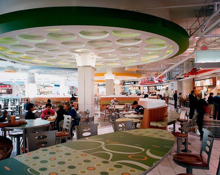 Sunco Drywall Ltd |Burnaby Metrotown Food Court