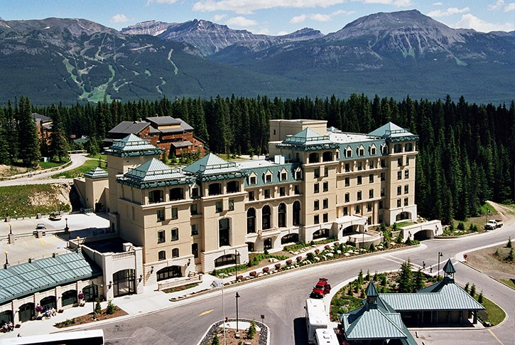 Read more on Chateau Lake Louise Meeting Facility