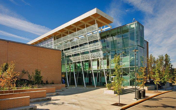 Sunco Drywall Ltd | Kelowna UBCO Health Sciences Building
