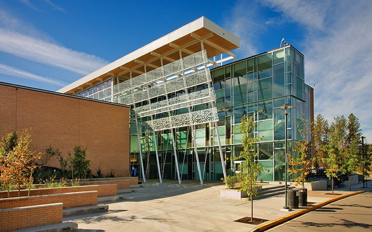 Sunco Drywall Ltd | Kelowna UBCO Health Sciences Building