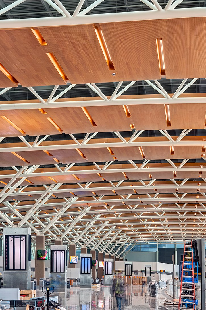 Sunco Drywall Ltd | New Calgary International Airport