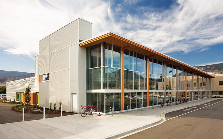 Sunco Drywall Ltd | Penticton Aquatic Centre