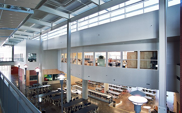 Sunco Drywall Ltd |South Calgary High School
