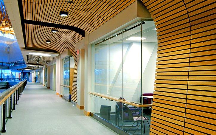 Sunco Drywall Ltd | Surrey SFU Campus