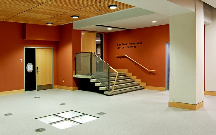 Sunco Drywall Ltd | Surrey SFU Campus