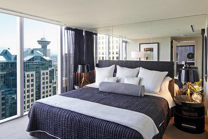 Sunco Drywall Ltd | Vancouver Hotel Georgia
