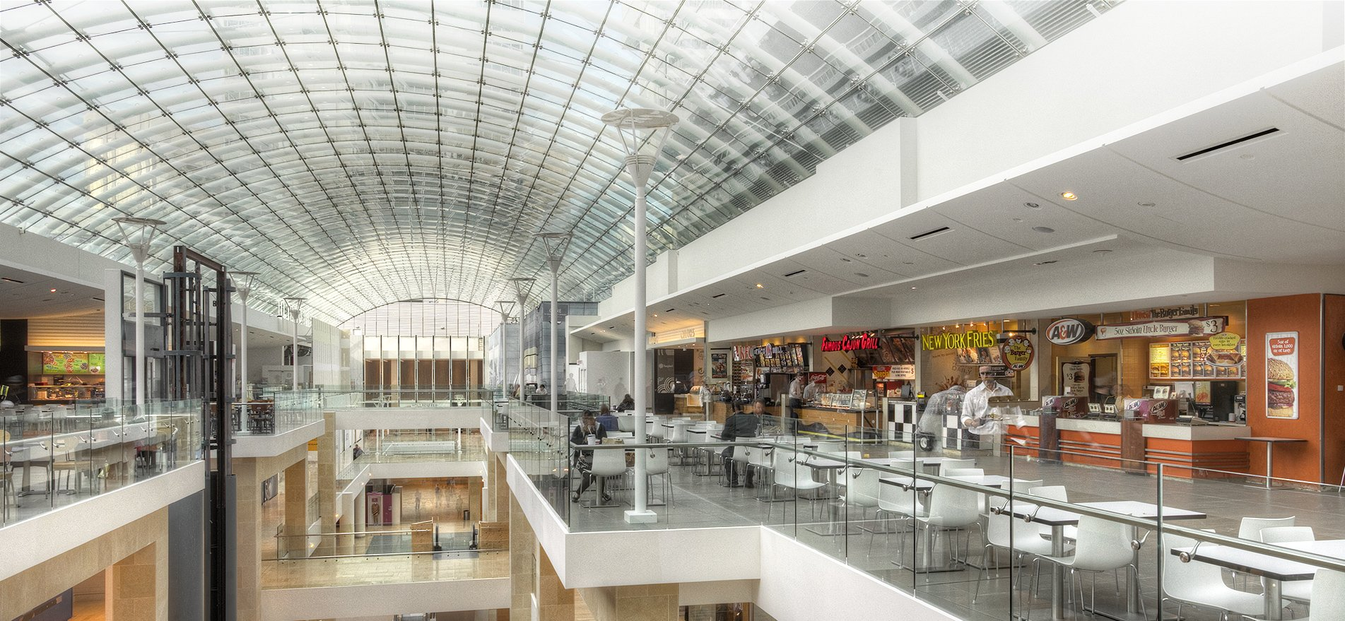 Sunco Drywall Ltd | Shopping Mall Project