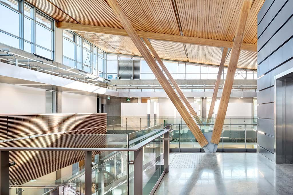 Read more on Okanagan College, Trades Complex Expansion and Renewal
